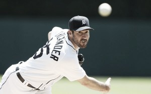 Justin Verlander reaches 2,000 strikeouts, Detroit Tigers complete sweep of Minnesota Twins