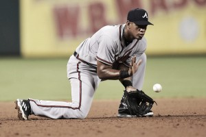 Atlanta Braves attempted to trade Hector Olivera since his arrest for assault and battery
