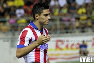 "Raúl Jiménez: ""Me sentí muy bien gracias a la confianza de Simeone"""
