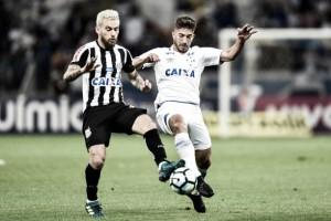 Frustrado, zagueiro Lucas Veríssimo lamenta chance de aproximar do Corinthians