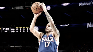JJ Redick jugará un año más con Philadelphia 76ers