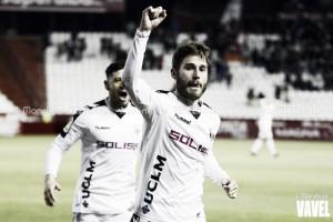 """Jon Erice: """"Sería maravilloso sacar tres puntos contra el Sporting"""""""