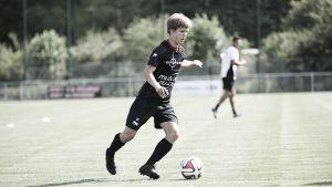 Vincent Koziello asciende al primer equipo