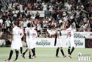 Sevilla - Almería: puntuaciones del Sevilla, jornada 37 de Liga BBVA