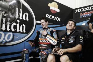 """Álex Márquez: """"Lo importante es que estamos bien preparados para la carrera"""""""
