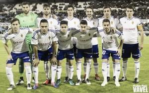 Real Zaragoza- CD Mirandés: puntuaciones Real Zaragoza, jornada 14