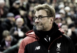 Only Liverpool's performances can decide whether we finish in the top-four, insists Jürgen Klopp