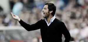 """Quique: """"El encuentro ante el Espanyol será difícil"""""""