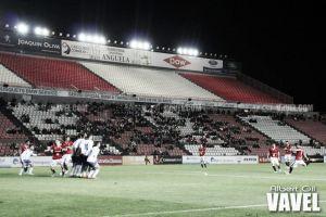 Resultado Real Zaragoza B - Nàstic de Tarragona (0-3)