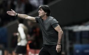 Löw praises pleasing performance as Germany get opening game win