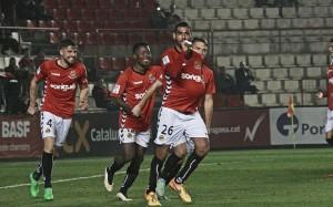 Fali, el mejor jugador ante el Cádiz