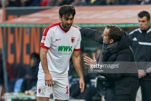 Augsburg extend with Moravek and Janker