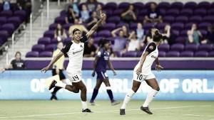 North Carolina Courage win a thriller in Orlando