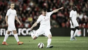 Milner happy to have made Liverpool move, eager for central role in midfield