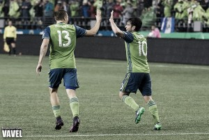 Audi 2016 MLS Cup Playoffs: Seattle Sounders road to the Western Conference Final