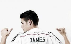 "James : ""I'm here to win trophies"""