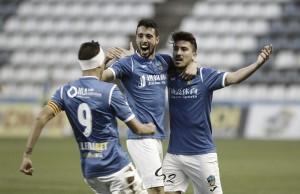 El Lleida supera claramente al Ontinyent y se acerca al PlayOff