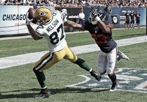 Packers derrotam Bears fora de casa com grandes atuações de Rodgers e Nelson