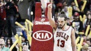 Joakim Noah lidera el mejor quinteto defensivo de la NBA
