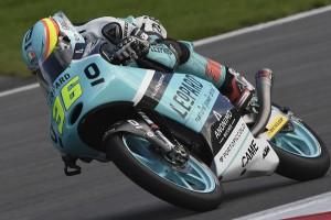 Moto3, Austria: prima vittoria per Mir, Bastianini terzo