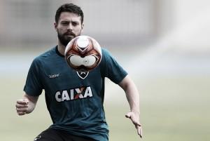 """João Paulo analisa estreia do Botafogo na Taça Guanabara: """"Não dá para dizer que foi bom"""""""