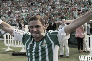 Joaquín, un bético que vuelve a Mestalla