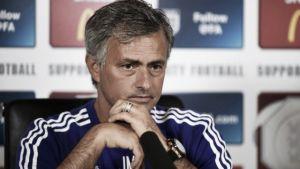 """José Mourinho: """"Tengo a toda la plantilla disponible"""""""
