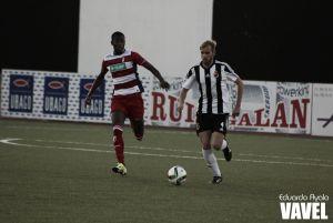 El Granada B pesca los tres puntos y deja sin victoria a la Balona