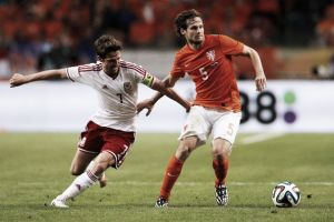 Joe Allen hoping his Liverpool form can show for Wales