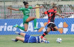 Resultado Flamengo x Iranduba no Brasileirão Feminino 2017 (2-2)
