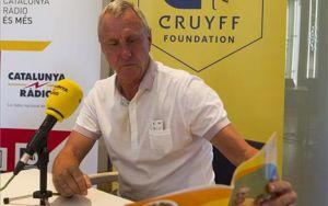"""Johan Cruyff: """"El Barça tiene todos los papeles pero falta el visto bueno del presidente"""""""