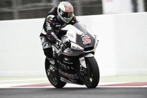 Johann Zarco, el más rápido en Assen