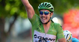 Vuelta a Espana Stage 12: Degenkolb wins again