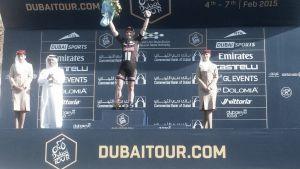 Degenkolb sorprende a los favoritos en Dubái