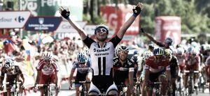 """John Degenkolb: """"Estoy contento por ganar en un final clásico de la Vuelta"""""""