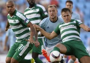 Europa League, il Celta Vigo batte il Pana e si qualifica ai Sedicesimi (0-2)