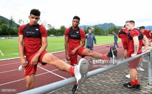 Joe Gomez and Dominic Solanke nominated for prestigious Golden Boy award