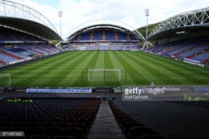 Young trio sign professional deals at Huddersfield Town