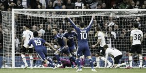 Chelsea 2-0 Tottenham: Blues Lift First Trophy of Year With Capital One Cup Victory