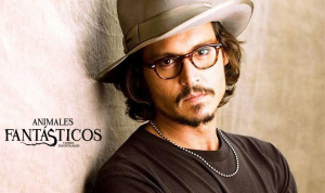 Johnny Depp se incorpora a 'Animales fantásticos y dónde encontrarlos'