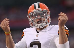 Why Johnny Manziel Is Deserving Of Praise
