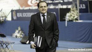 Jokin Aperribay presentará el presupuesto más alto de la historia del club