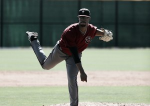 Arizona Diamondbacks pitching prospect Jon Duplantier continues to dominate