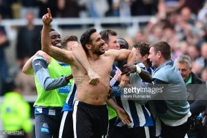 "Jonas Gutierrez insists he does not hold a ""grudge"" against Newcastle United"