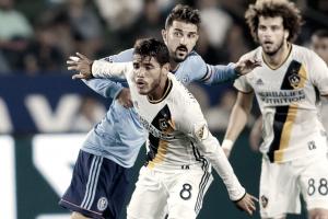 New York City FC host LA Galaxy in home opener