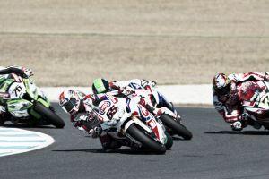 Jonathan Rea marca el mejor tiempo en los primeros libres de Superbikes