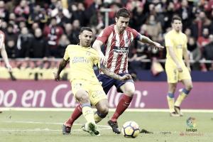 La UD Las Palmas evoluciona favorablemente