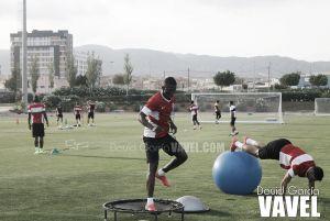 Jonathan Zongo y Thievy, principales novedades en la convocatoria para recibir al Athletic