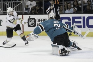 San Jose Sharks shutdown Vegas Golden Knights in Game 4