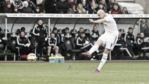 Swansea 2-1 Manchester United: Swans complete first double over United in their history